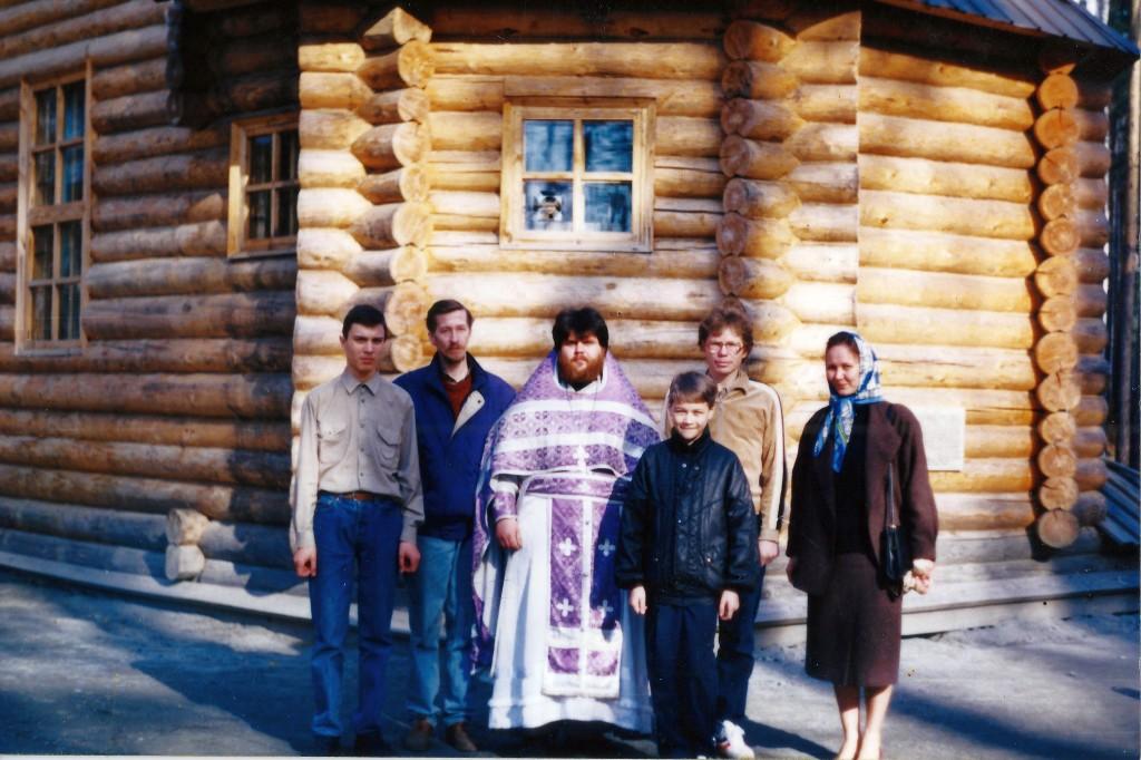 Великий Пост 1995 г.