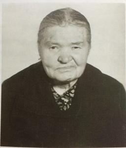 Монахиня Асенефа (в миру Александра Артемьевна Богомолова)